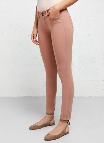 Luisa Pants in Dusty Rose