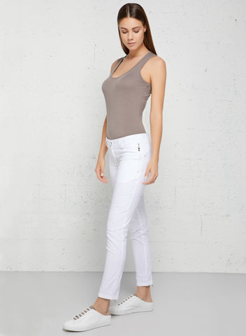 Escape the Cold With the Susan Skinny Ankle Pants
