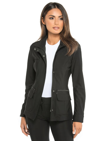 Winter Faves Kenya Cozy Fleece-lined Jacket
