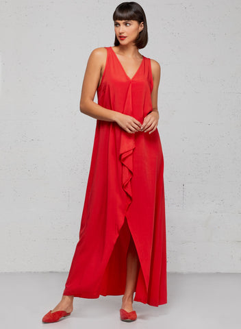 The Galia Maxi is The Perfect Dinner Date Dress