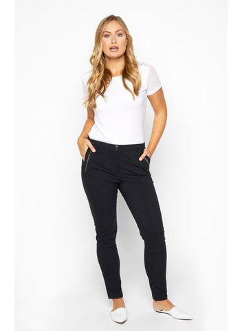 European Style Gail High Waisted Pant