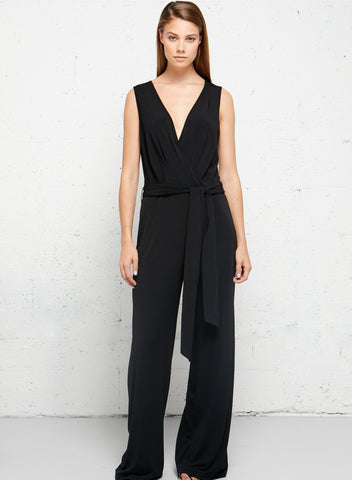 The Harper Wrinkle Free Jersey Jumpsuit