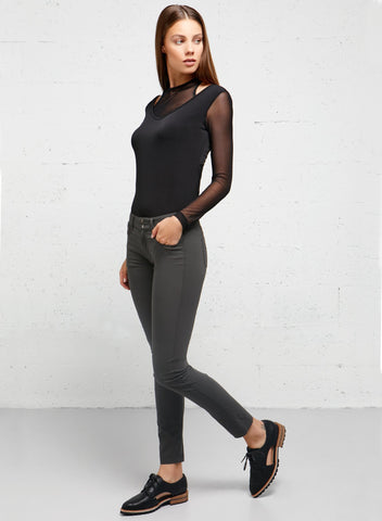 Business Causal The Luisa Skinny Jean Pant