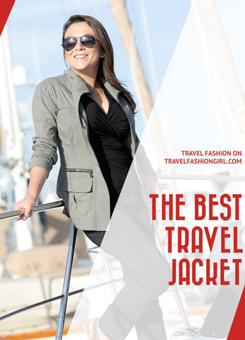 The Best Travel Jacket