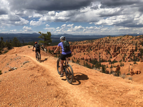 Bike ride the red rock trails in the extraordinary southwest
