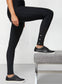 Aida Lycra Fleece Lined Legging