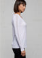 Naomi Boat Neck Travel Top