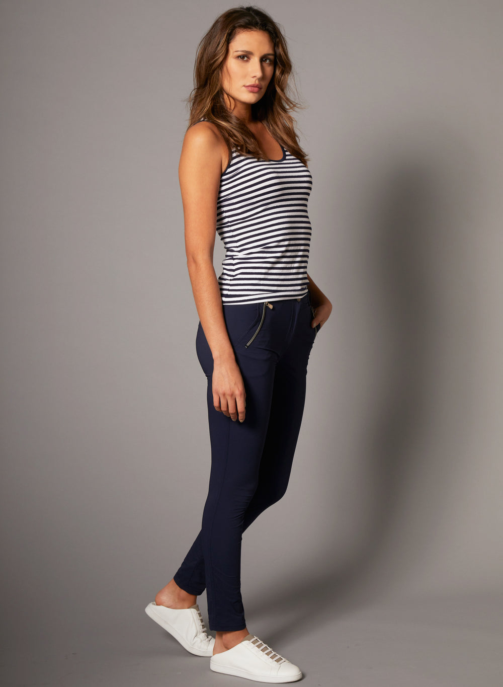 Nautical Stripe||