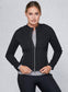 Lora Nylon & Fleece Jacket