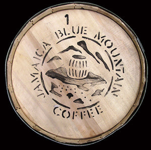 Roasted Coffee: Roast Reserve Jamaica Blue Mountain 1/2 pound bag