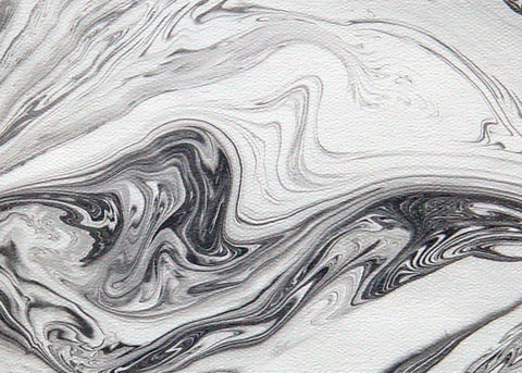 Paper Marbling Art Techniques from the Most Famous Artists in