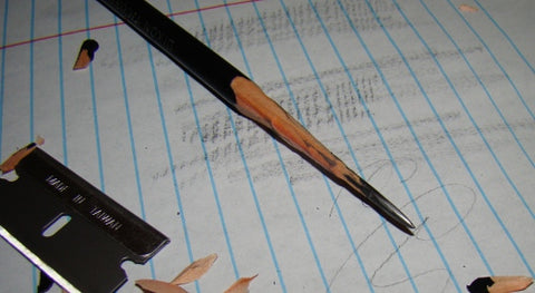 how to use and sharpen graphite pencils like a professional artist smart art