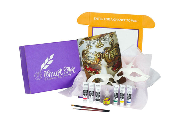 Smart Art Art Box Smart Art Voucher Claim!
