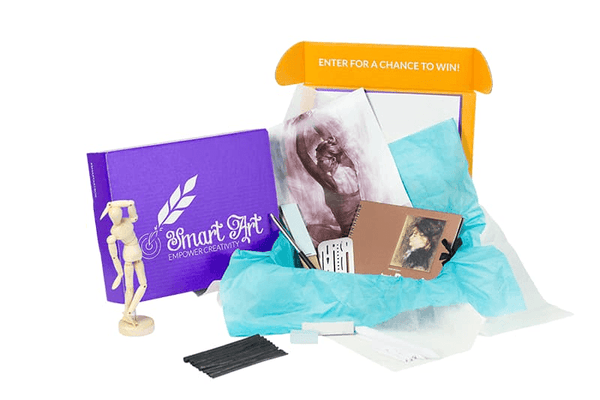 Smart Art Box 1 Year Smart Art Subscription