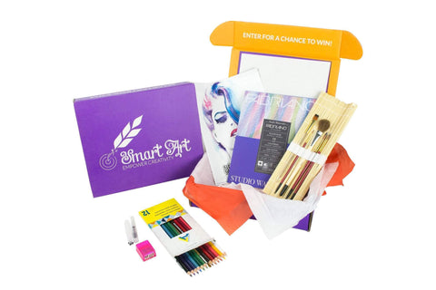 Smart Art Box Senior Smart Art Subscription