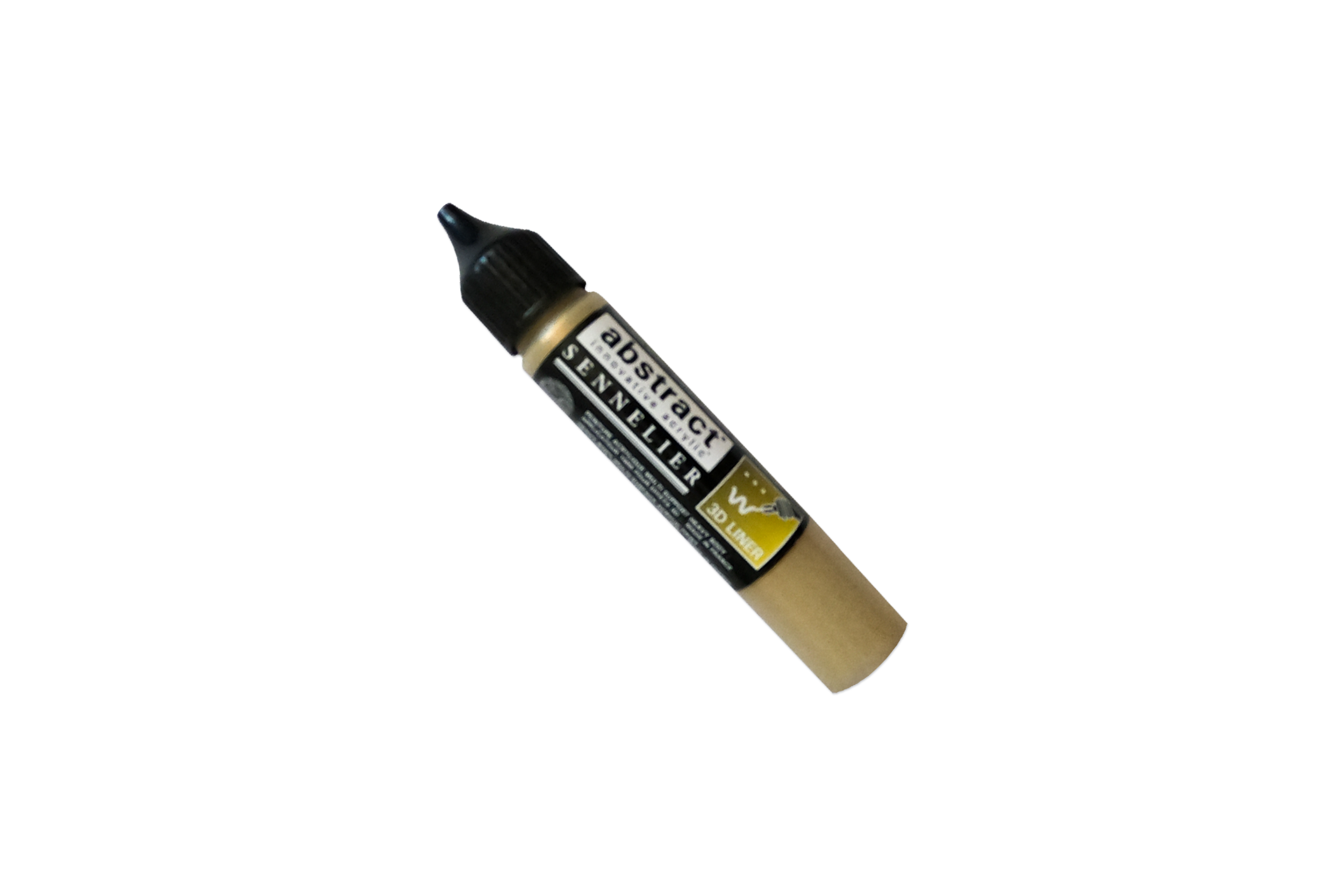 SENNELIER ABSTRACT LINER - IRIDESCENT GOLD