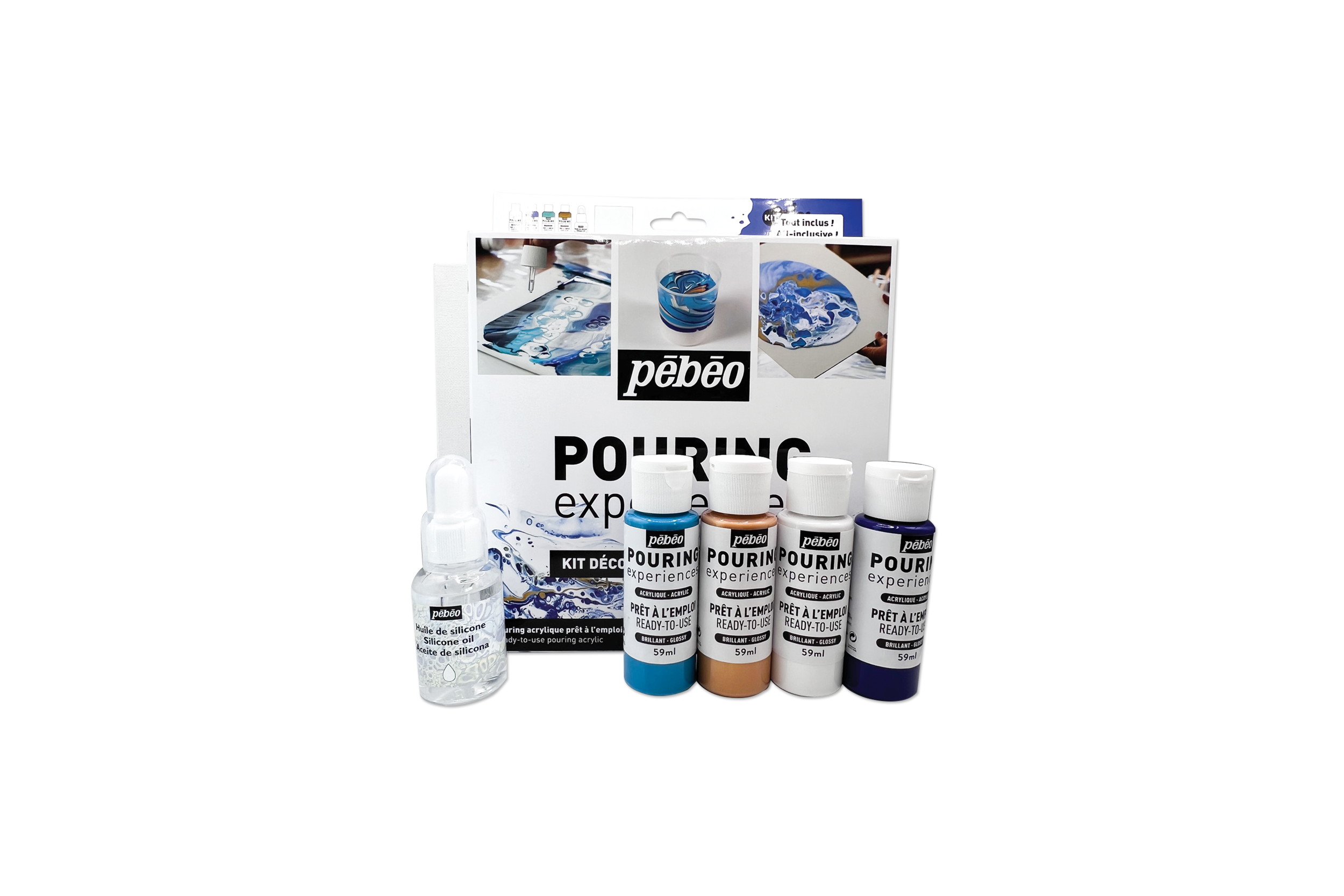 COBRA STUDY WATER MIXABLE OIL COLORS, 6 SET
