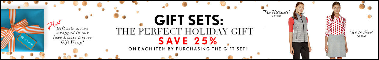 GIFT SETS: THE PERFECT HOLIDAY GIFT!
