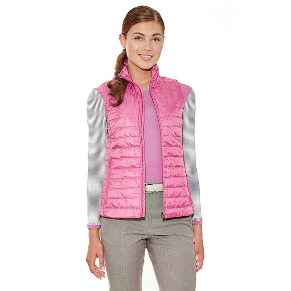 Brand New Day Quilted Vest