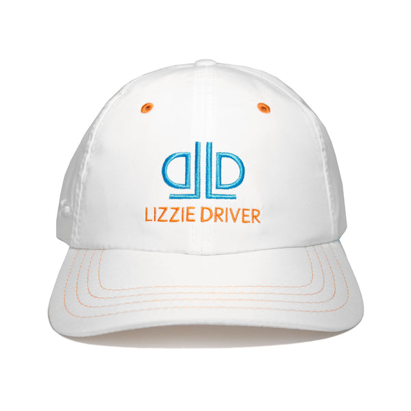 Lizzie Driver Logo women's golf hat.