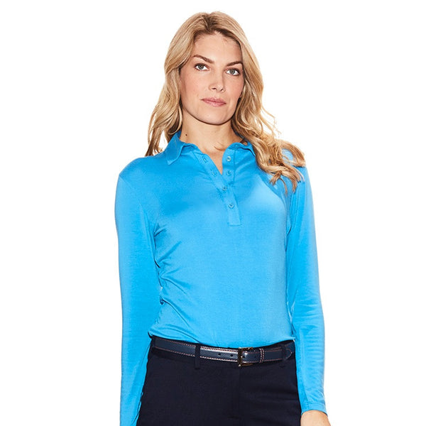 Castamere Long Sleeve Polo