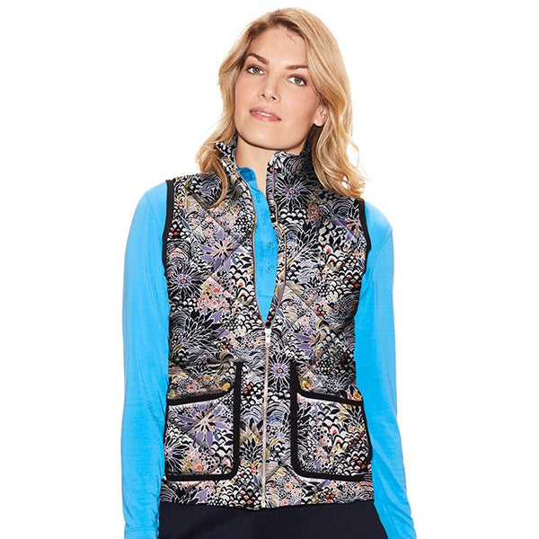 Danaerys Quilted Vest