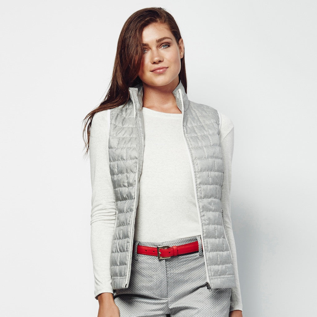 Inversion Quilted Vest