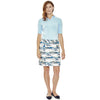 Spotted Nutcracker Skort