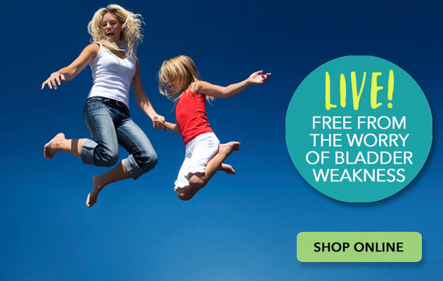 Bounce on a trampoline with your kids! #livefree