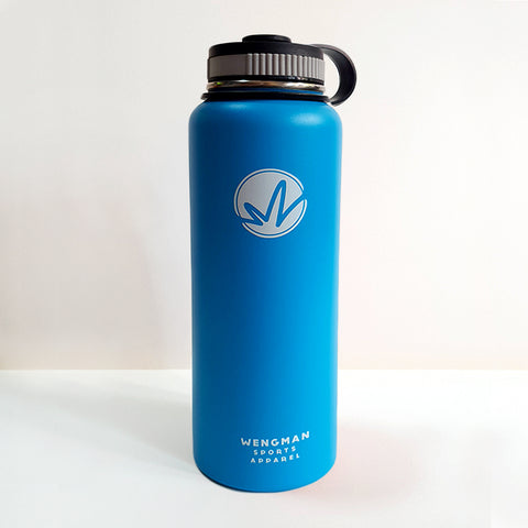 WM Insulated Flask - AQUA