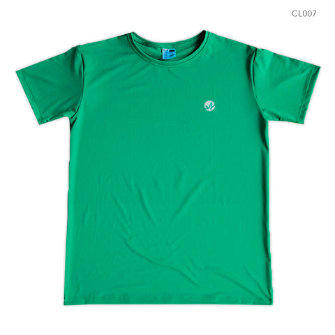 Emerald Green Classic Tech Shirt