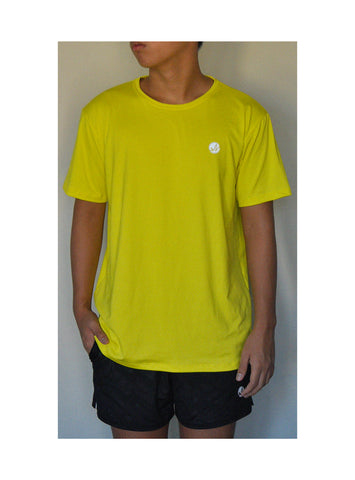 Classic Yellow Tech Shirt