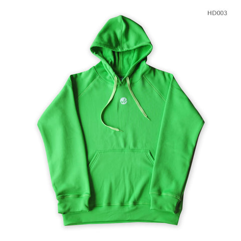 Neon Green Pullover Hoodie