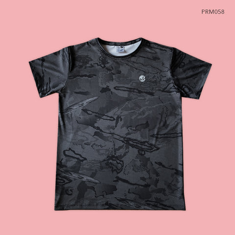 Abstract Camouflage Premium Shirt