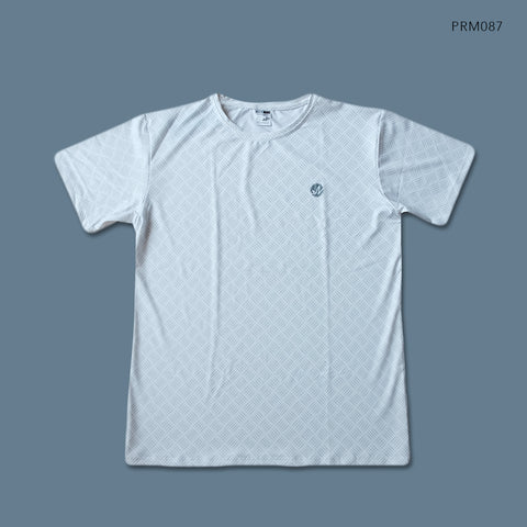 White Chrome Premium Shirt