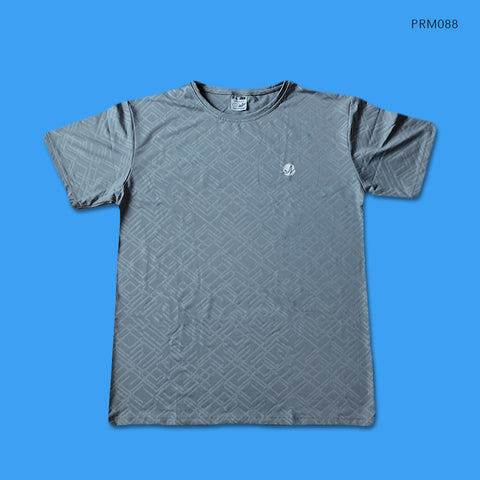 Grey Magnar Pattern Premium Shirt