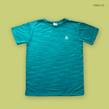 Teal Acid Wash Premium Shirt
