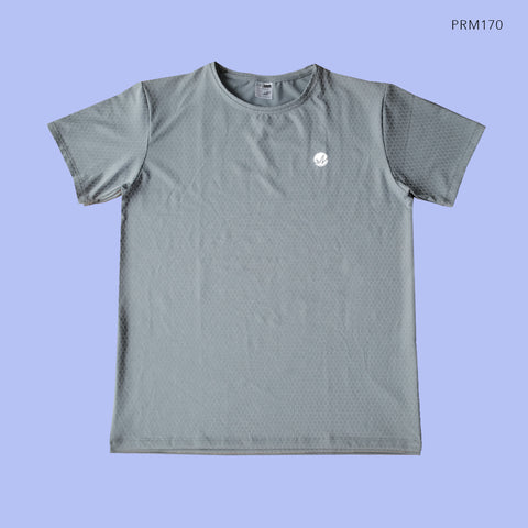 Silver Honeycomb Reflect Premium Shirt