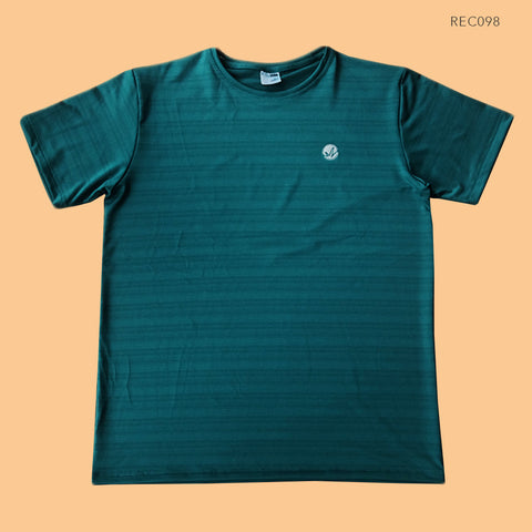 Pine Green Bamboo Recovery Shirt