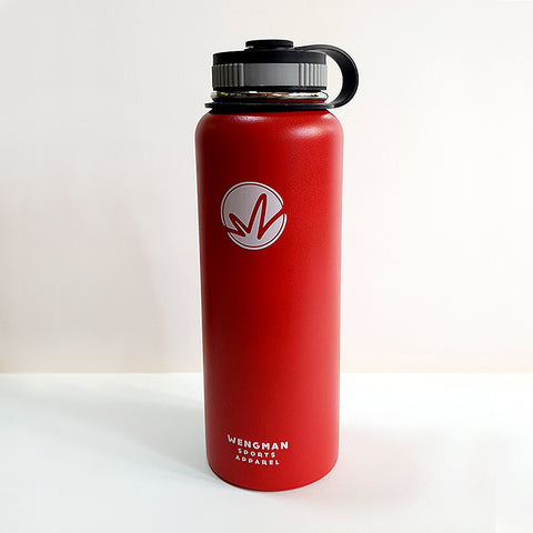 WM Insulated Flask - RED