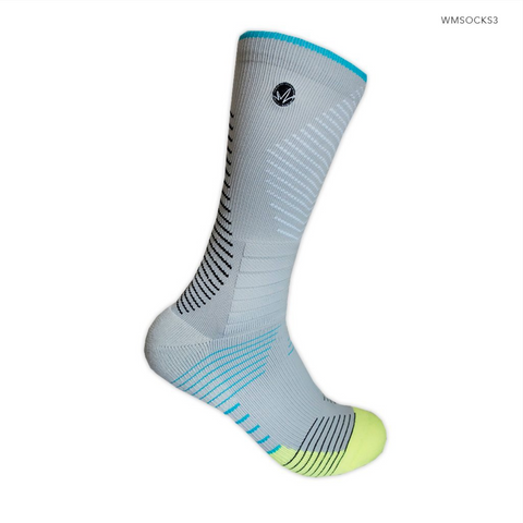 WM Performance Socks in HIPSTER