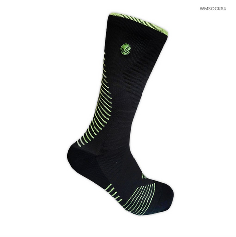 WM Performance Sock in MATRIX
