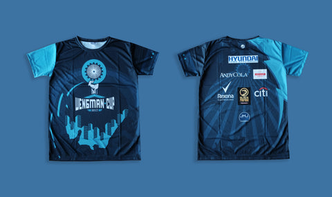 Wengman Cup 2017 Jersey