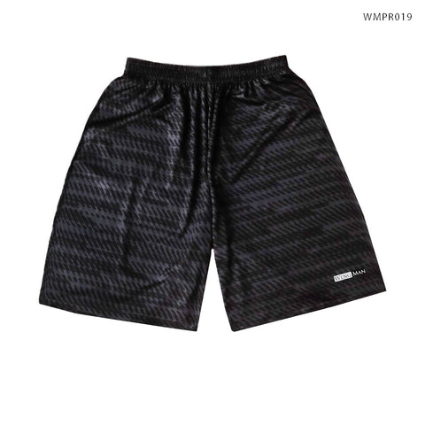 Black GTA Training Shorts