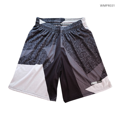 Concrete Grey Training Shorts