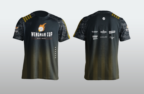 Wengman Cup 2018 Jersey