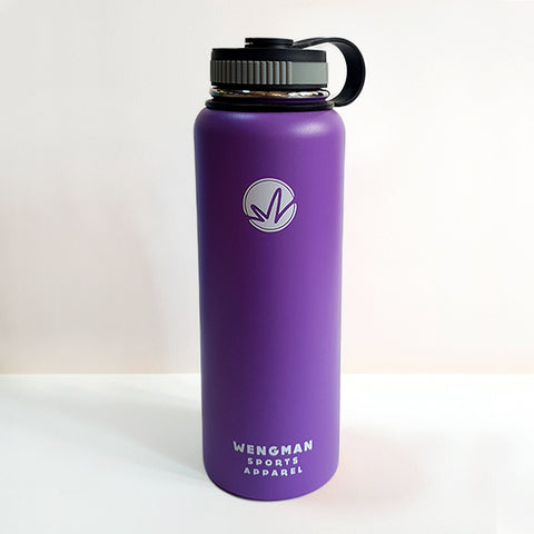 WM Insulated Flask - PURPLE