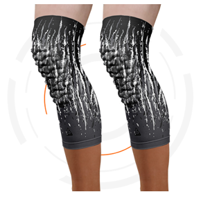 PADDED KNEE SLEEVES