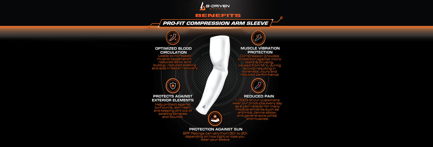 arm sleeve benefits