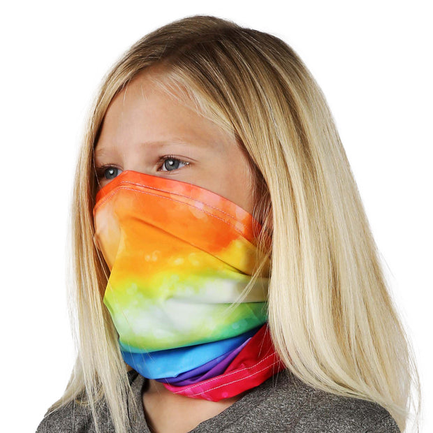 Faded Rainbow | Kids Gaiter